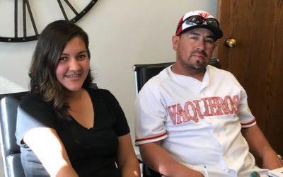 Jose G. Garcia and Claudia Moreno