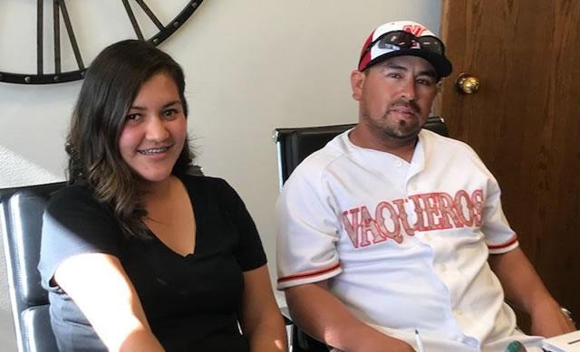 Jose G. Garcia y Claudia Moreno
