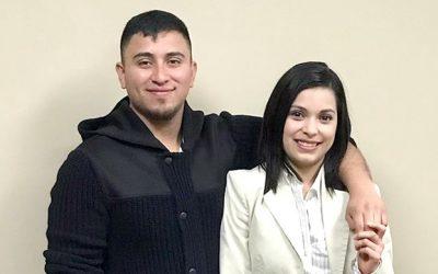 Marisol and Saul Diaz