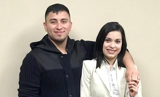 Marisol y Saul Diaz