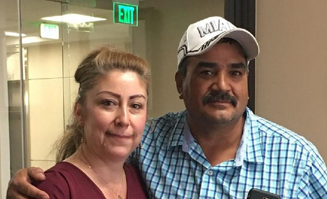 Modesto Melendez e Hilda Hernandez