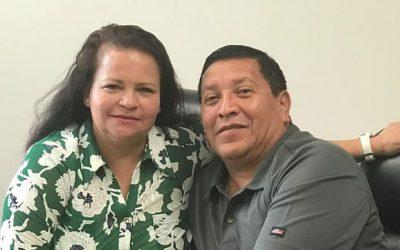 Elmer and Carmen Ruano