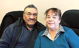 Manuel and Luz Emilia Gonzalez