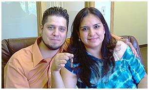 Yadira Aguirre y Ángel González