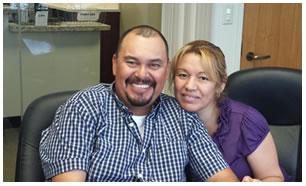 Carlos y María Cristina Martínez
