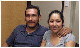 Carlos Pereyra y Luz Elena Bautista
