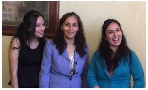 Elvia Castillo, Norma y Diana