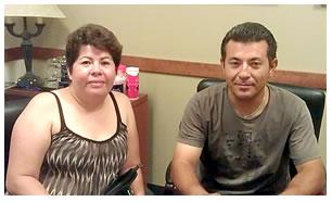 Familia Martínez Canales